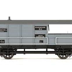 R6835 BR 20T Toad Brake Van