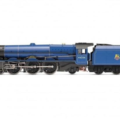 "Hornby R3711 Class 8P Princess Royal 4-6-2 46206 ""Princess Marie Louise"" BR blue"