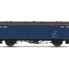 Hornby R6970 Extra long CCT Van E1336 in BR blue - Due May-21