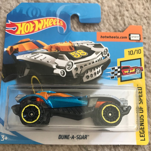 Hot Wheels Legends of Speed Dune-A-Soar