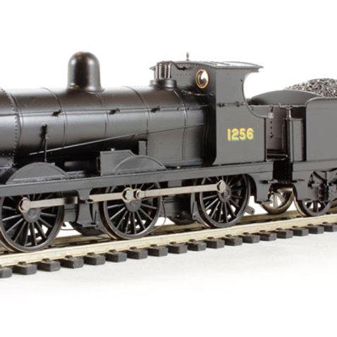 Bachmann 31-461A C Class 1294 Southern Black