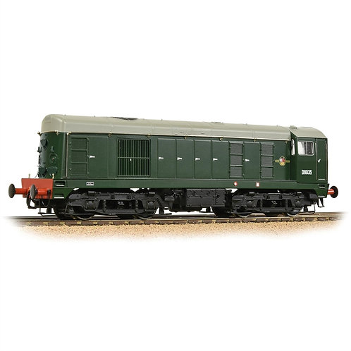 Bachmann Branchline 32-027CSF Class 20/0 D8035 Disc Headcode BR Green (Late)