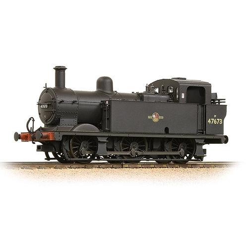 Bachmann 32-235 Fowler Class 3F Jinty BR Black 47673