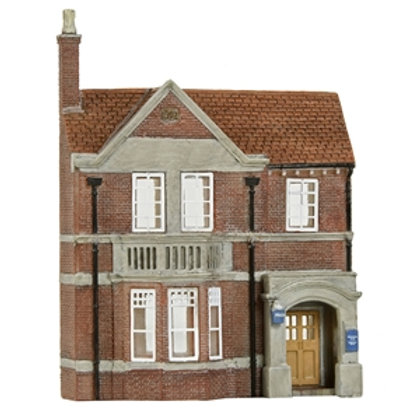 Low Relief Police Station