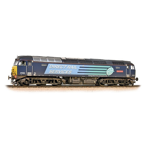 "Bachmann Branchline 32-763A Class 57/3 57302 ""Chad Varah"" in Direct Rail Service"