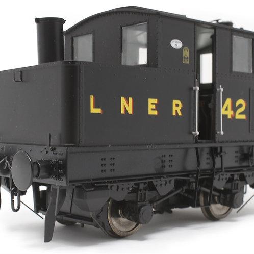 Dapol 0 Gauge Sentinel Y1/Y3 LNER No.42