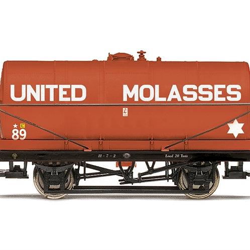 Hornby R6955 20 ton tank wagon United Molasses No. 89