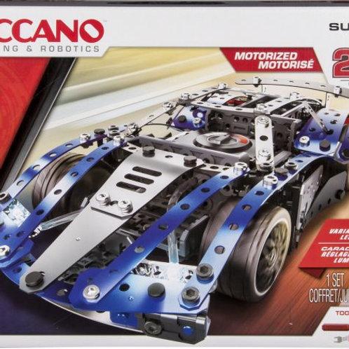 Meccano 25 Model Set Super Car