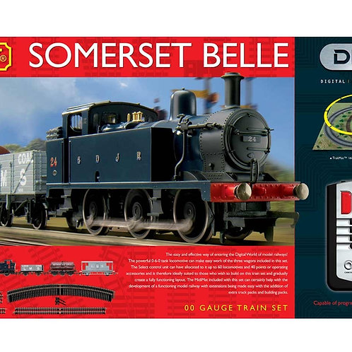 Hornby R1125 Somerset Belle Digital DCC Train Set