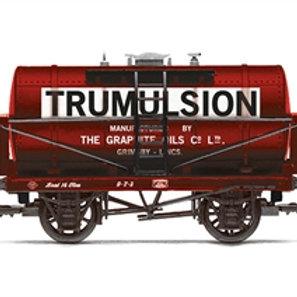 "Hornby R60038 14 ton tank wagon ""Trumulsion - Grimsby"" - Due Sep-21"