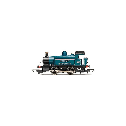 Hornby R3359 ex-GWR Class 101 0-4-0 393 'Rothery Industries' - Railroad Range