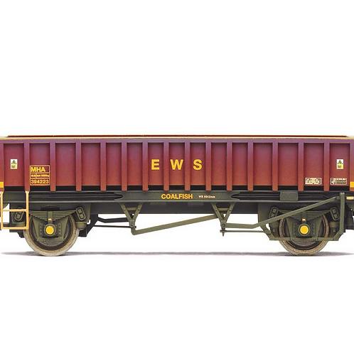 Hornby R6929 MHA Coalfish Ballast Wagon EWS