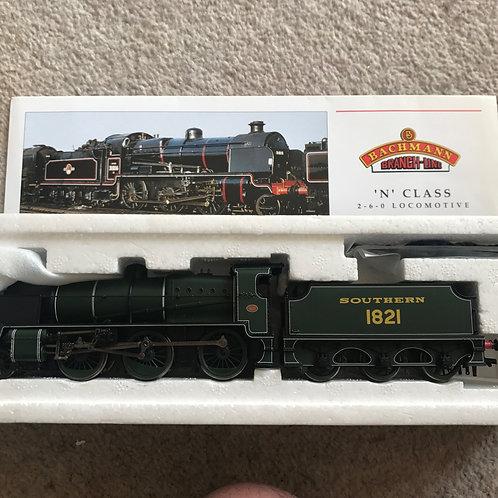 32-153A N Class Southern 1821