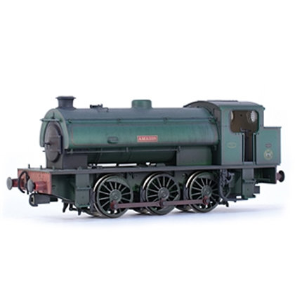 J94 Saddle Tank 'Amazon' National Coal Board Green [W]