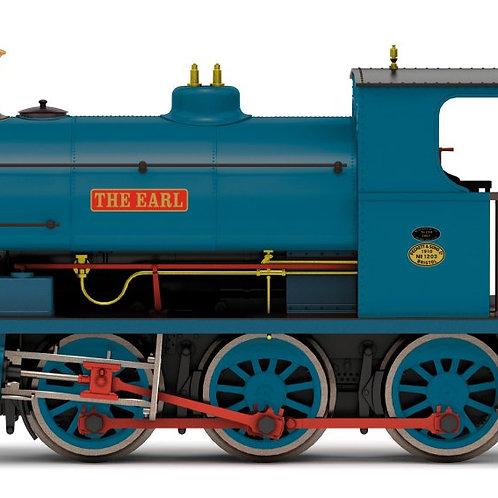 R3870 Hornby Peckett B2 Class 0-6-0ST Steam Locomotive The Earl