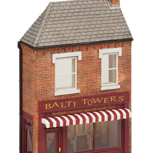 "Bachmann 44-279 Low Relief ""Balti Towers"""