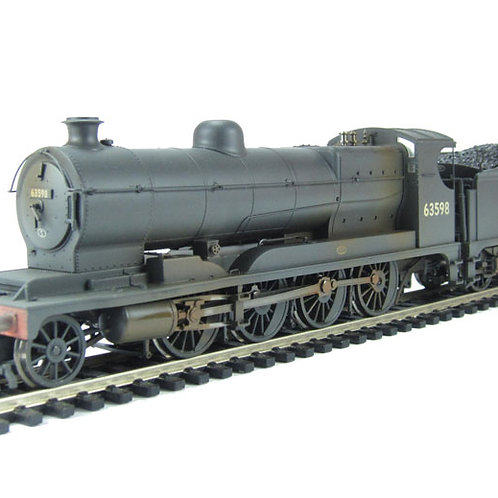 Bachmann 31-004 Class O4 Robinson 2-8-0 63598 in BR black with early