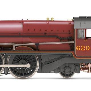 R3999 Hornby Princess Royal 4-6-2 Steam Loco number 6205