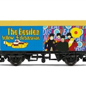Hornby R60010 The Beatles 'Yellow Submarine' Wagon. Due Jun-21