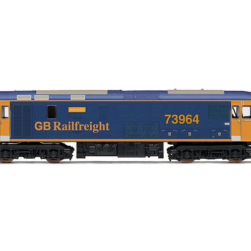 Hornby R3910 Class 73 73964 'Jeanette' in GB Railfreight livery - Railroad range