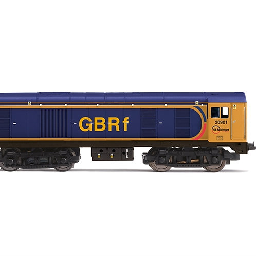 Hornby R3912 Class 20/9 20901 in GBRf livery - Railroad range
