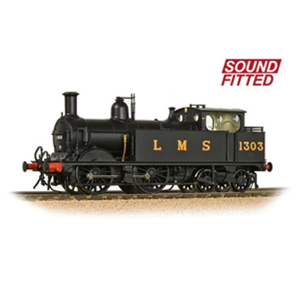 MR 1532 (1P) Tank 1303 LMS Black (Original) Sound Fitted