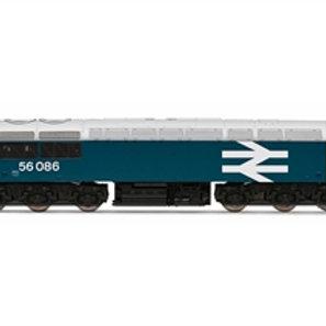 Hornby R30082 BR, Class 56, Co-Co, 56086 - Era 7. Due Dec-21