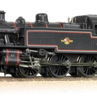 Bachmann 31-441DC Ivan Class 2MT 41291 BR Late Crest DCC