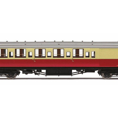Hornby R4796A Maunsell corridor brake third S3794S in BR crimson and cream