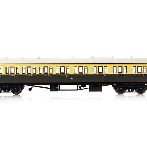 Hornby R4875A Collett 57' 'Bow ended' non-corridor composite (Right-hand) 6627