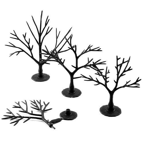 Woodland Scenics TR1121 57 Deciduous Tree Armatures