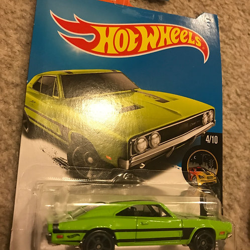 Hot Wheels Night Burnerz Dodge Charger 500