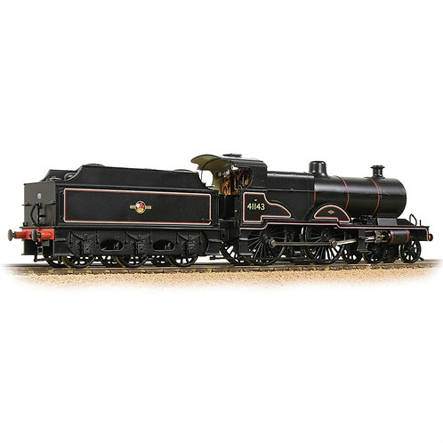 Bachmann Branchline 31-933A Class 4P 'Compound' 4-4-0 41143 in BR black with lat