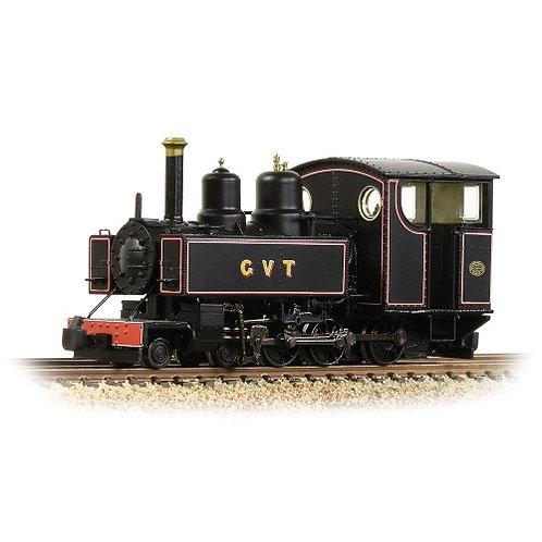 Bachmann  391-029 Baldwin Class 10-12-D 4-6-0T in Glyn Valley Tramway black