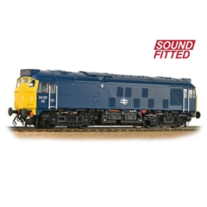 Class 24/1 24137 BR Blue (Sound Fitted)