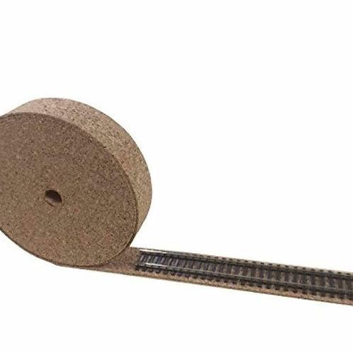 Cork Track Underlay OO Gauge 10metre x 35mm x 2mm