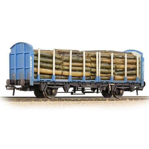 Bachmann Branchline 38-302A BR OTA Timber Wagon 'Kronospan' Blue