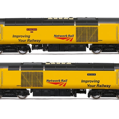 Hornby R3769 Pair of Class 43 HST Power Cars 43013 and 43014
