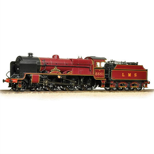 """Bachmann 31-215SF LMS Patriot """"The Unknown Warrier"""" Sound Fitted"""