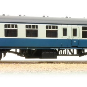 Bachmann 39-050D BR Mk1 SO Second Open Blue and Grey