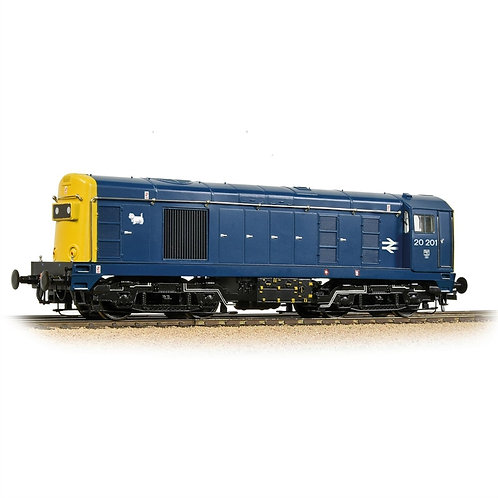 Bachmann Branchline 32-046SF Class 20/0 20201 Headcode Box BR Blue