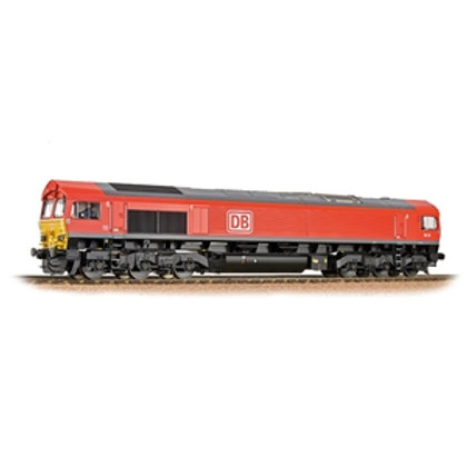 Class 66/0 66117 DB Cargo Sound Fitted