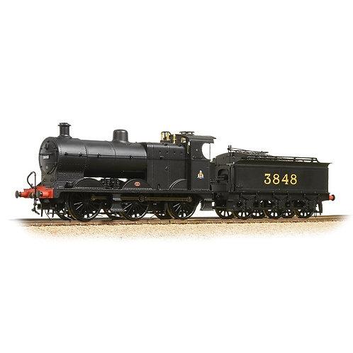 Bachmann 31-883 Midland 4F 3848 Midland Black