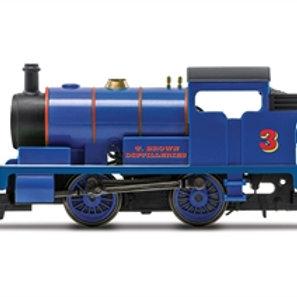 """Hornby R30038 0-4-0T No.3 """"T.Brown Distilleries"""" - Due Jul-21"""