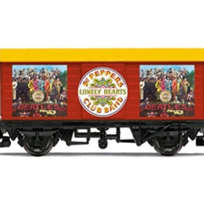 Hornby R60008 The Beatles 'Sgt. Pepper's Lonely Hearts Club Band' Wagon. Due Jun