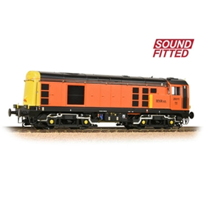 Class 20/3 20311 Harry Needle Railroad Company (Sound fitted)