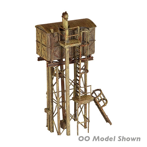 Scenecraft 42-0018 Small Water Tower (N Gauge)
