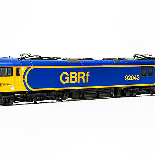 Hornby R3741 Class 92 92043 in GBRf livery