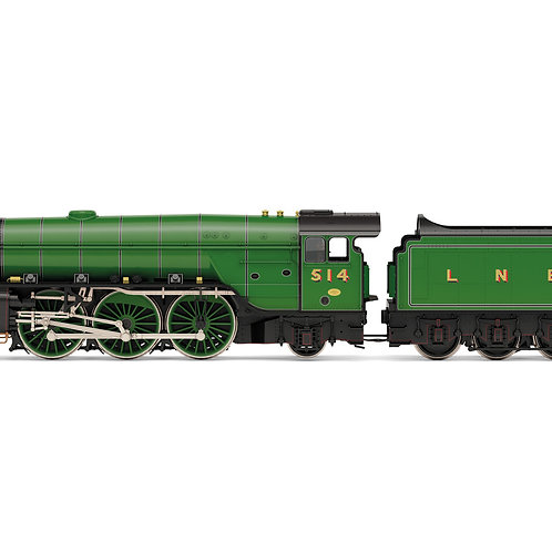 Hornby R3833 LNER, Thompson Class A2/3, 4-6-2, 514 'Chamossaire' - Era 3