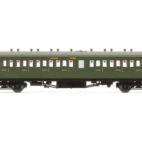 Hornby R4720A SR Ex LSWR Non-Corridor 3rd Class Coach 364
